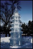 Ice Pagoda 2 by sculptin