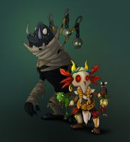 Witch Doctor by MiuShery