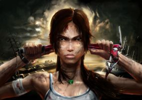 Tomb Raider Reborn by Wylfden
