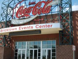 Bricktown Event Center Marquee by FhynixPhotos