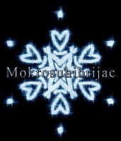 Snow flake brushes pack by Mokrosuhibrijac