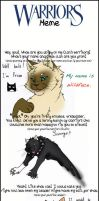 Warrior cats Meme by CYcat
