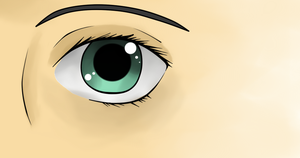 Random eye by Ritsu-Usami