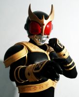 Amazing Mighty Form - Kuuga by kuugadave