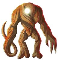 Roots golem Colored by Message-Err