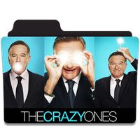 The Crazy Ones Folder Icon by efest