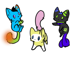Adopts by SilverTailTwo