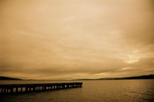 LAKE WASHINGTON by peterwaweru