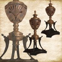 Urns 1 by Just-A-Little-Knotty