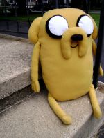 Jake Plush by overkilljoy