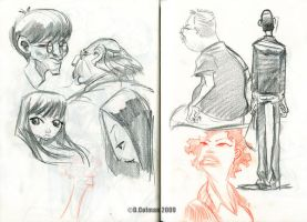 sketchbook post 062009 5 by davidsdoodles