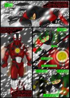 Mortal Kombat Issue #2 Page 16 by MarcusSmiter