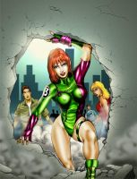 FairChild - Gen 13 by ordnassel