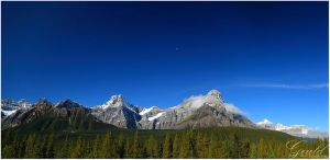 The Canadian Rockies by ThisWomanWanders