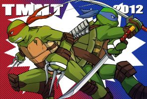 TMNT postcard 01 by riyancyy777
