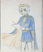 CotD Prince Siegfried by blueberryhope