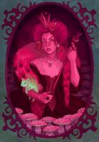 Through the Looking Glass Red by UlaFish