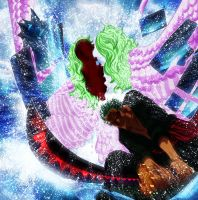One Piece 687 - Zoro Kill Monet by OneBill
