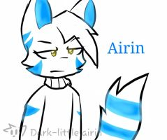 Airin kitty. by AirinNix-Extreme