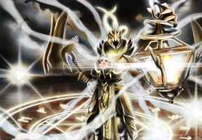 Arclight Thresh by SaucyCracker