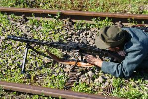 MG 42 - the railtrack watchers 11 by SPIDIvonMARDER