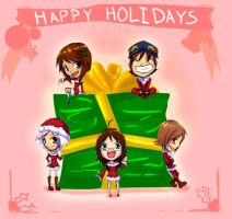 A special Holiday gift by Cheang