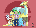 trainer brandon would like to battle! by teabutts