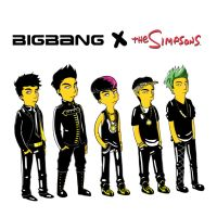 BIGBANG X The Simpsons by AFunny