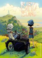 Bird island cover by Masha-Ko