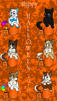 2010 Halloween Gifts 1 by MidnightAlleyCat