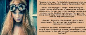Superpowered Training by AoideMuse