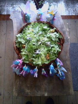 Salad-sia Princess of Saladland by WonderboltfanRainbow