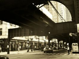 Under The Tracks II by CaptRhodes