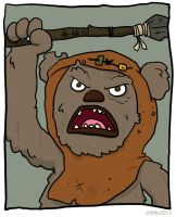 W is for Wicket by striffle