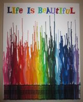 Life is Beautiful by heART-Werks
