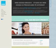 Web design Brasov by fluerasa