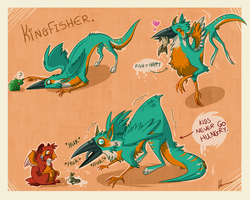 Kingfisher Exploration Page by Kingfisher-Gryphon