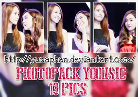 PHOTOPACK YoonSic (SNSD) #141 by YunaPhan