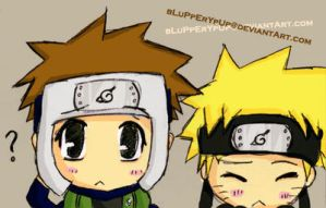 .:Yamato + Naruto:.4 Hobbes199 by bLuPpErYpUp