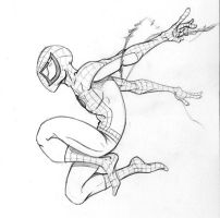 Spider-Man by Darkchild413