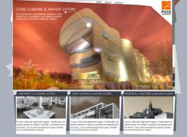 Picco website by rieli2boni2