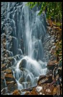 Marysville- Steavenson Falls 2 by DanielleMiner