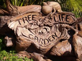 Tree of Life Garden by TheInfernalDemon