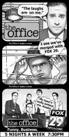 Comic Strip The Office2 by PatrickJoseph