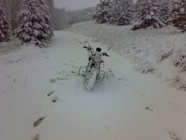 SnowBike by PrometheusTR