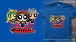 [Shirt] The Powerpuff Gullwings by cArxangel