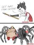 Don't Starve: Defend The Chest Friend by CameoAppearance