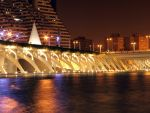 Valencia - City or art and science 4 - night by crezo
