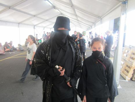 Auckland Armageddon Expo 2014 Cosplay No 207 by dubzac58