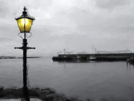 Lamp post by Real-Mad-Psyho